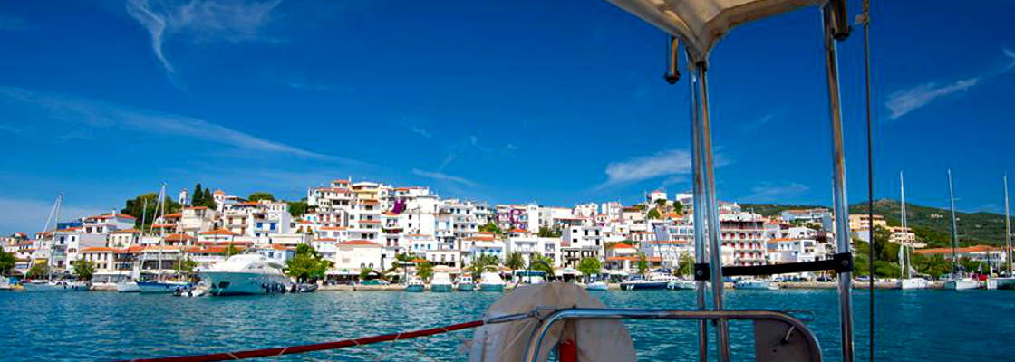 01 Skiathos Town Activities